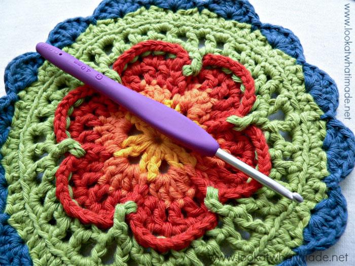Clover Amour Crochet Hook