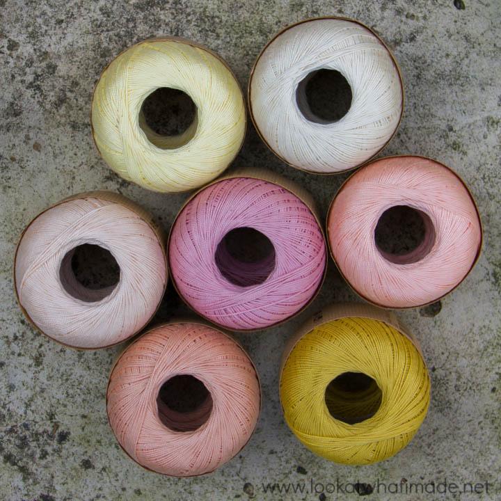 Scheepjes Maxi Bonbon First Colourway