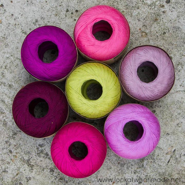 Scheepjes Maxi Bonbon Third Colourway