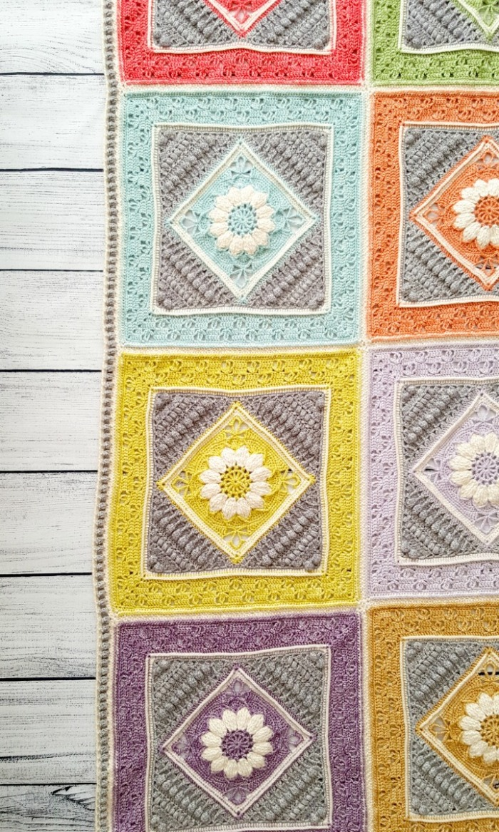 Charlotte's Dream Crochet Blanket Reveal
