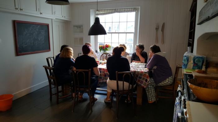 Devon Sun Yarns Retreat With Dedri Uys October 2016