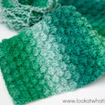 Smile of Joy Scarf Pattern