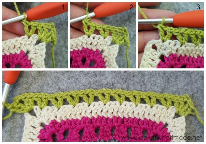 Namaqualand Blanket Crochet