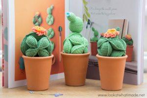 YARN 3 Tropical Edition Cactus Puzzle Balls