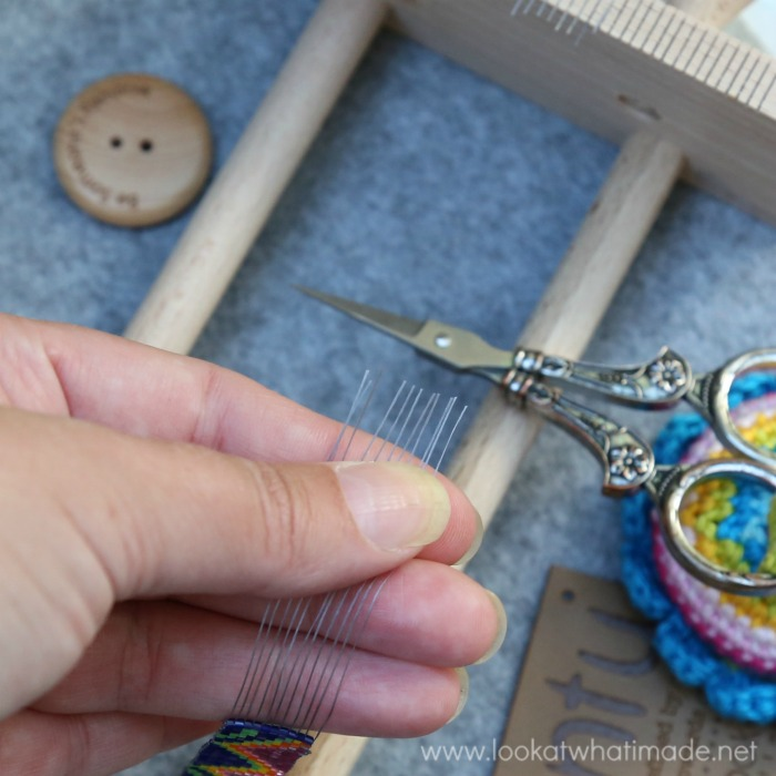 Beaded Ubuntu Friendship Bracelet
