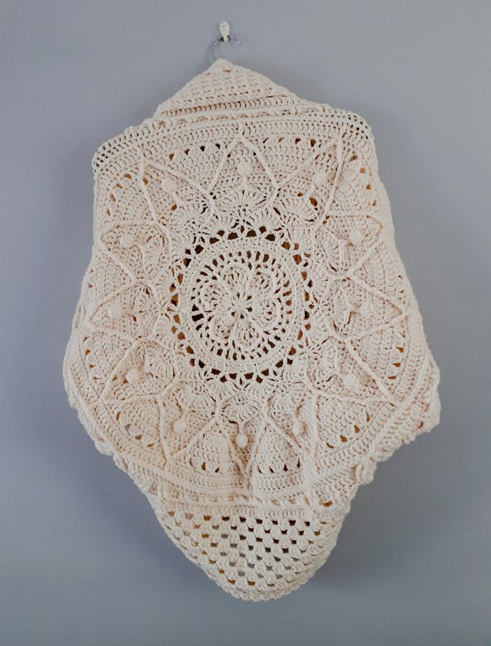 Crochet Sophie Cocoon Cardigan Stephanie Best