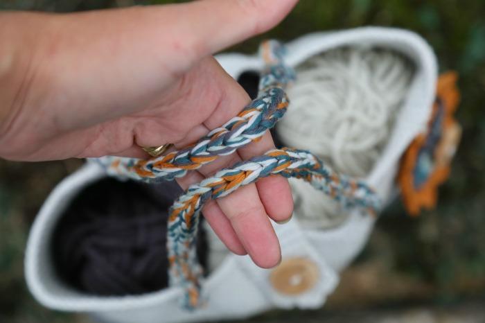 Simple Crochet Bag Straps